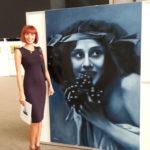 Makovka, prix du Public lors du 56° Salon de Cormeilles en Parisis