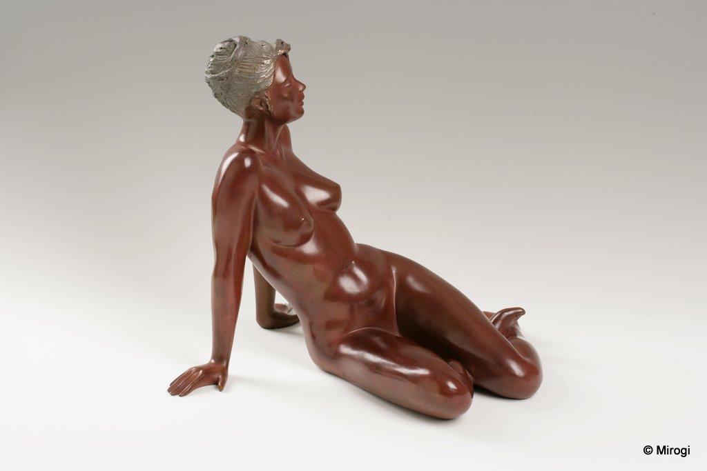 Mirogi, sculpteur