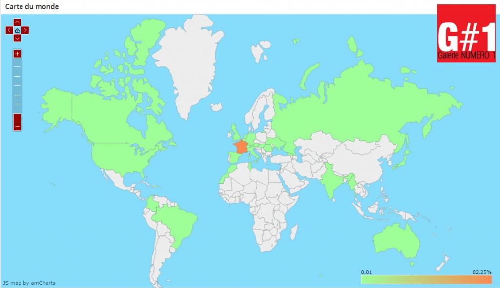 Site pour rencontrer des gens du monde entier