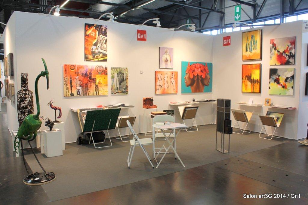 Etre visible sur les marchés d'Art en 2017