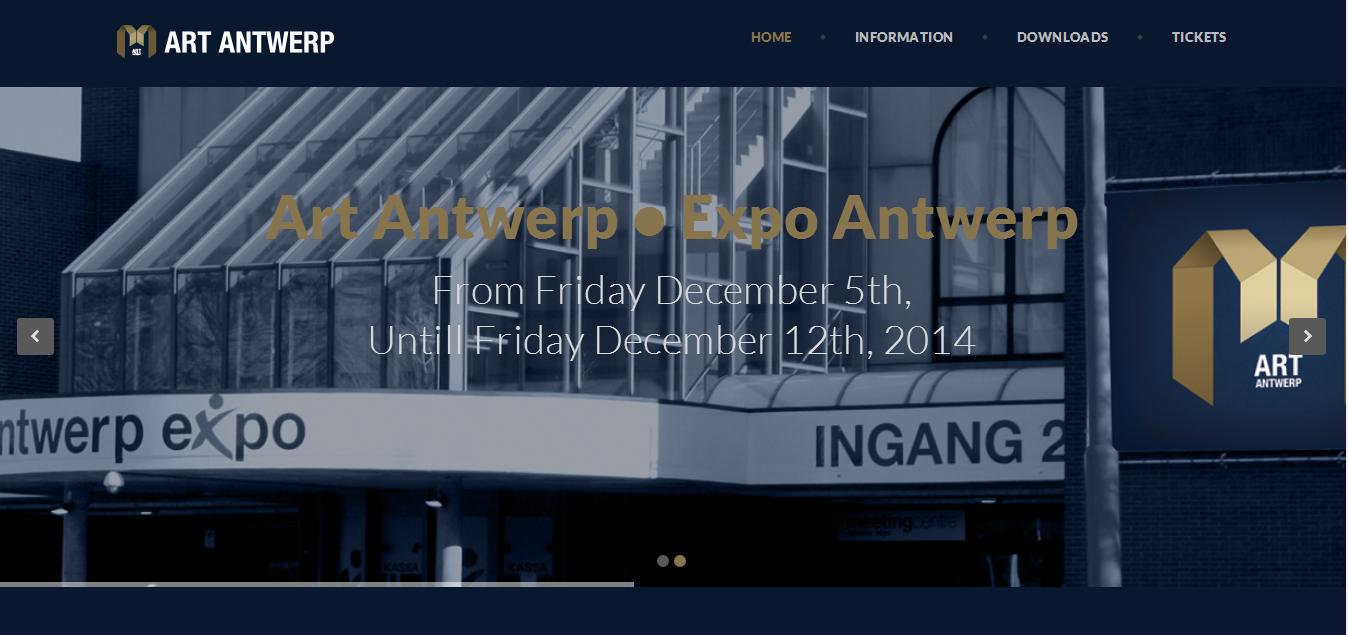 Anvers Art Fair avec Galerie Numéro 1