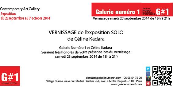 Exposition Céline Kadara