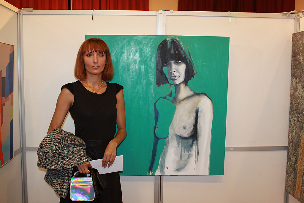 Elena Makovka encore un prix !