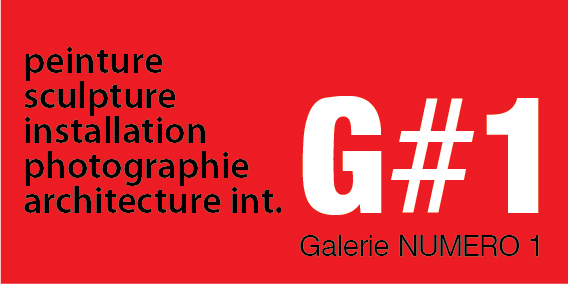 Logos Galerie Numéro 1