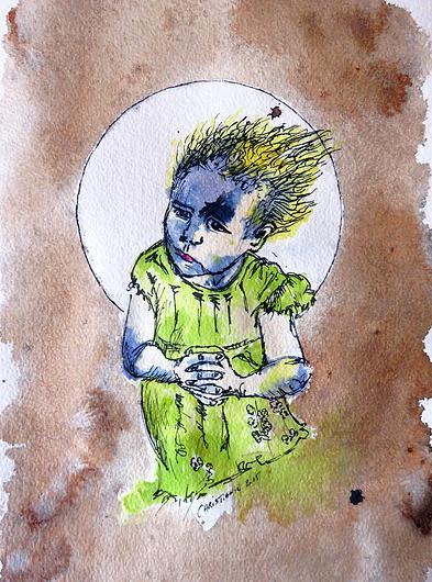 Christiania Artiste Peintre / Dessinateur