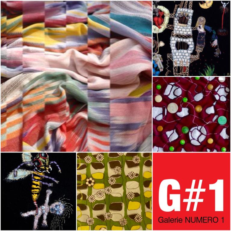 """Exposition """"Art Textile"""""""