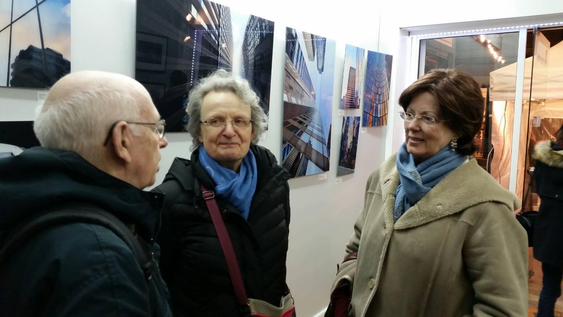 """Exposition """"Archi dedans, Archi dehors"""" : vernissage du jeudi 19 février 2015"""