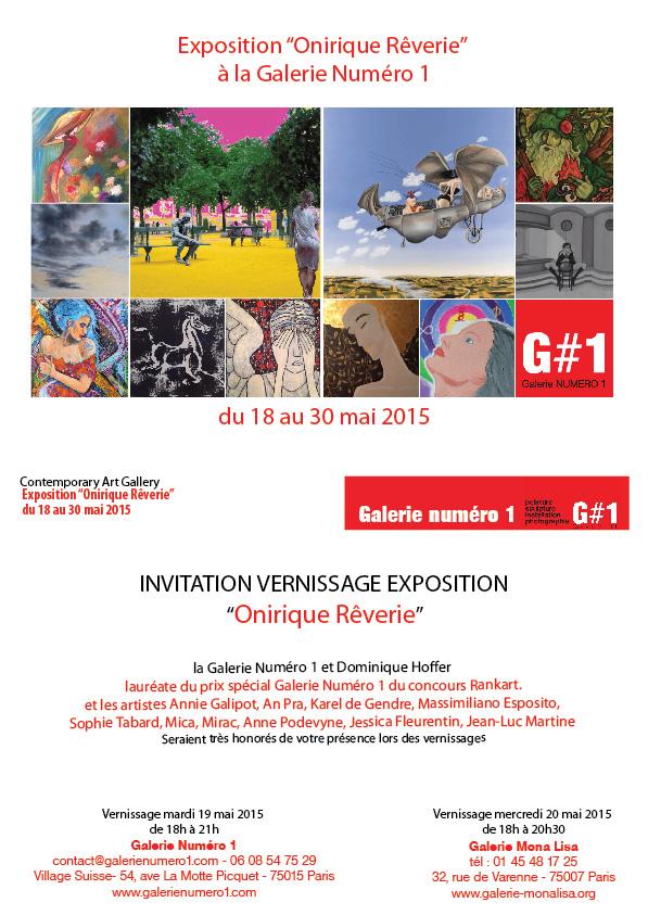 Exposition Onirique Rêverie