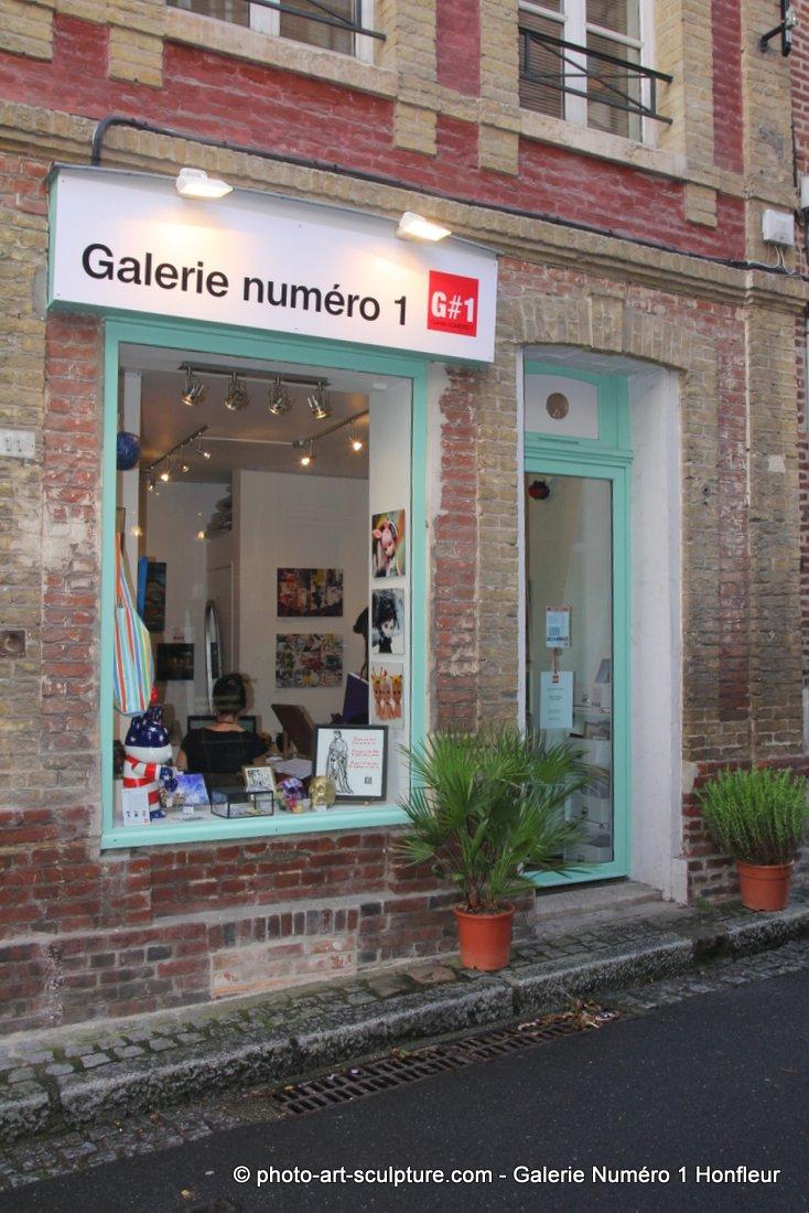 La Galerie Numéro 1 de Honfleur ferme ses portes…
