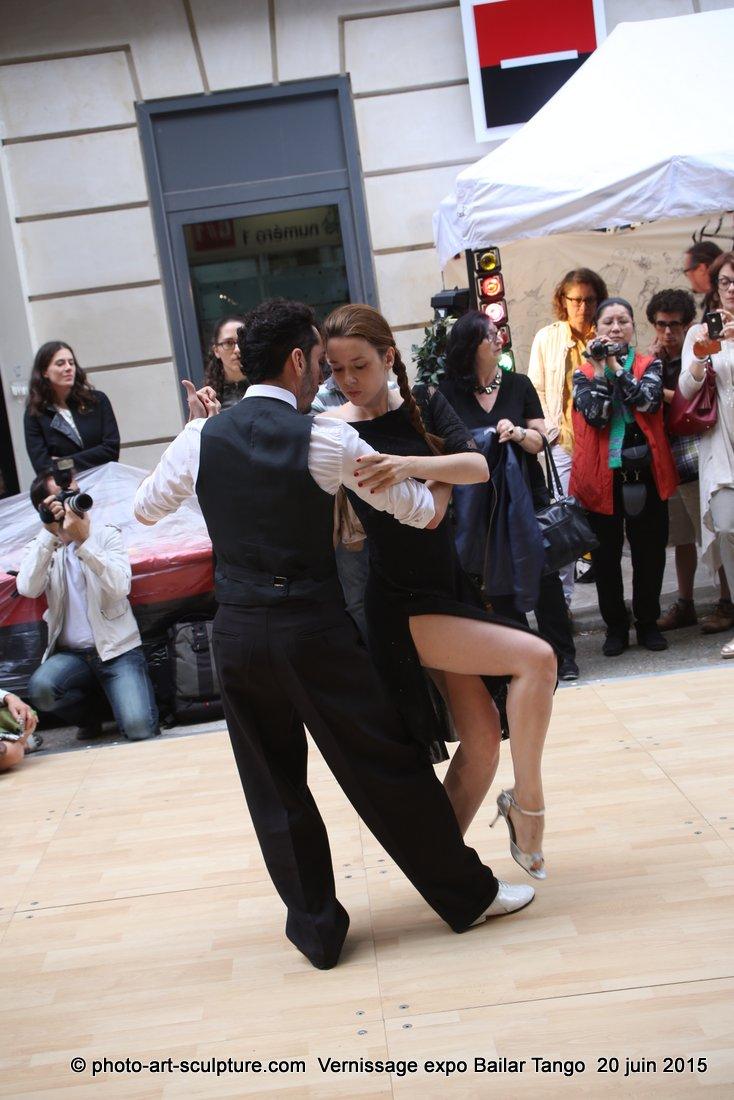 Cours de Tango découverte avec Tangoart