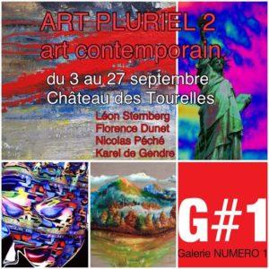Visuel Art Pack Chateau des Tourelles