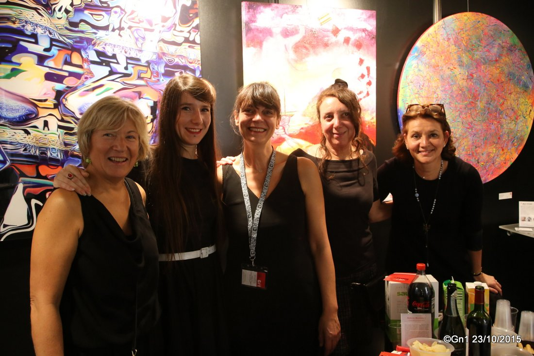 Vernissage Salon Business Art 2015