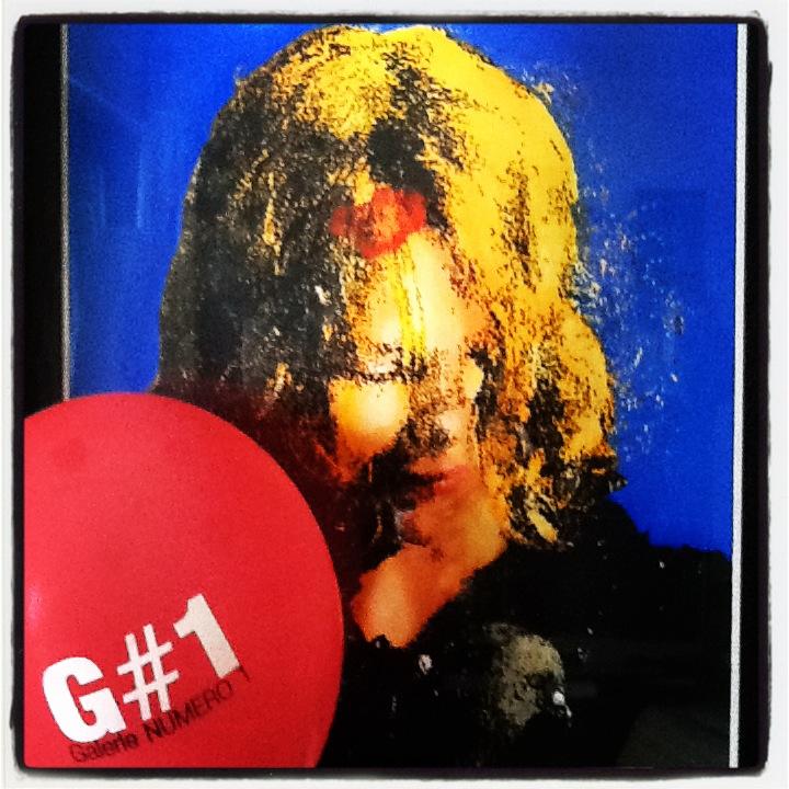 Le Ballon Rouge de G#1 au marché de Noël !