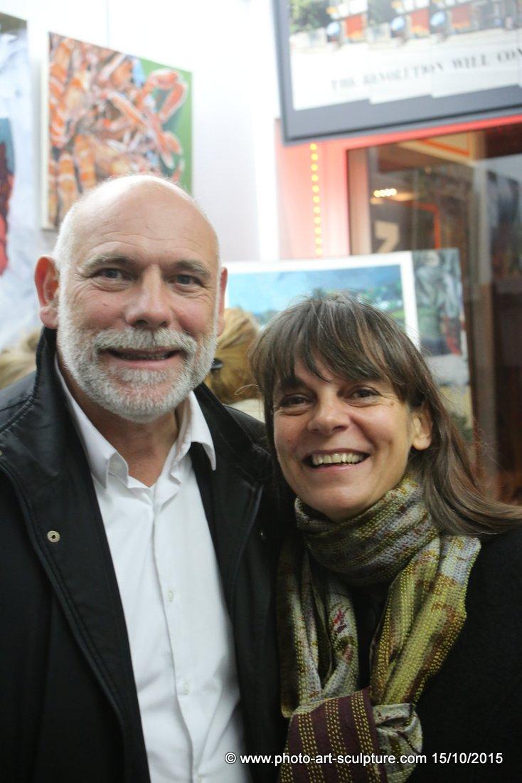 Le Duo de la Galerie Numéro 1 ! Une histoire LOVE etc…