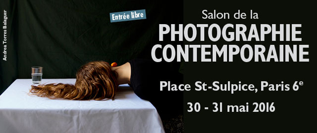 Appel à candidature Salon Photo Contemporaine 2016