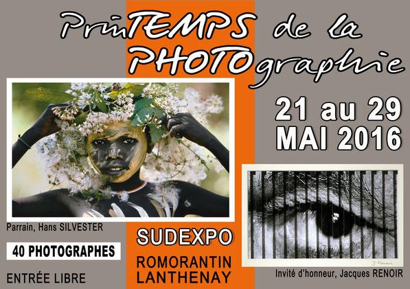 PrinTEMPS de la PHOTOgraphie à Romorantin