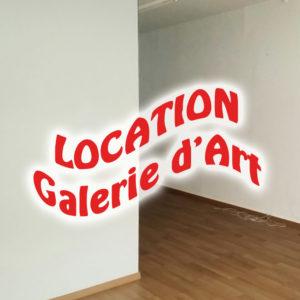 Galerie à Louer