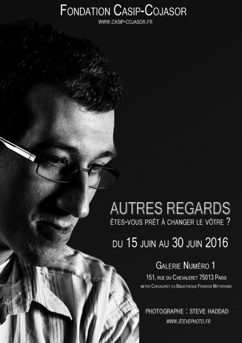"""Exposition """"Autres Regards"""" du 15 au 30 juin chez G#1"""