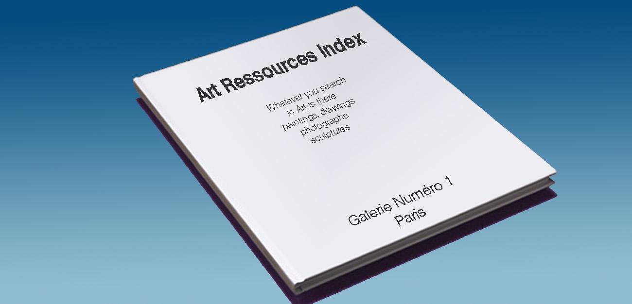 Affichez-vous dans l' Art Ressources Index