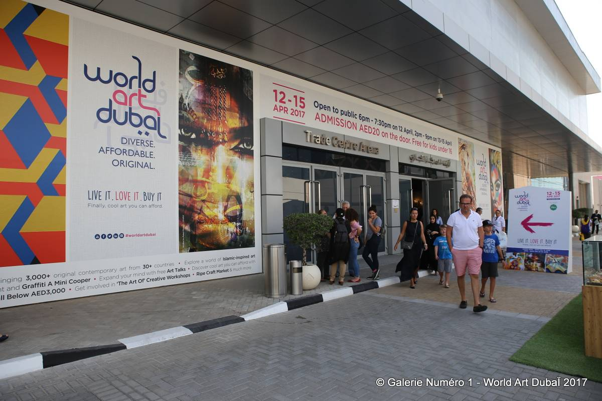 World Art Dubaï 2017