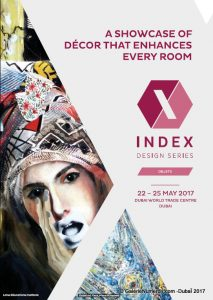 Index design show Dubaï 2017 @ world trade centre, dubaî | Dubai | Émirats arabes unis